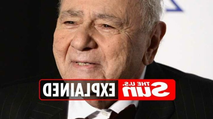 What was Michael Constantine's cause of death?