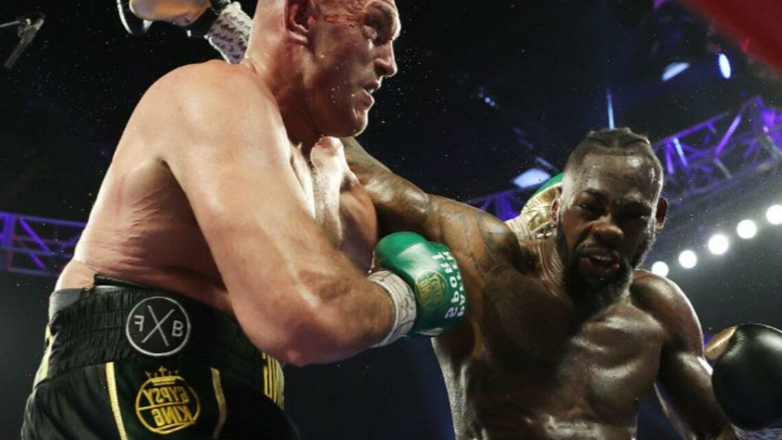 When is Tyson Fury vs Deontay Wilder and where will rematch take place?