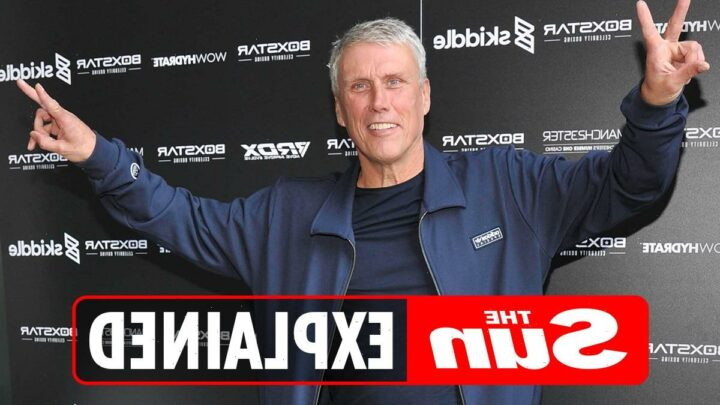 Who is Bez from the Happy Mondays and what's his net worth?
