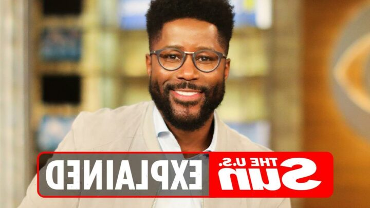 Who is CBS This Morning's co-host Nate Burleson?