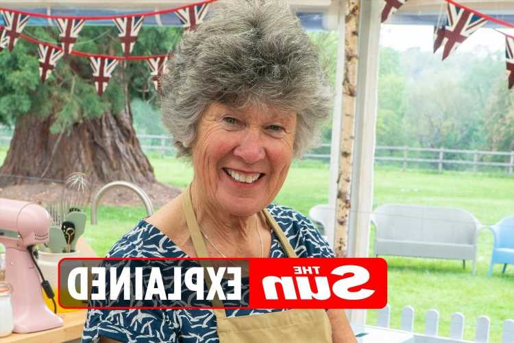 Who is Maggie on the Great British Bake Off 2021?