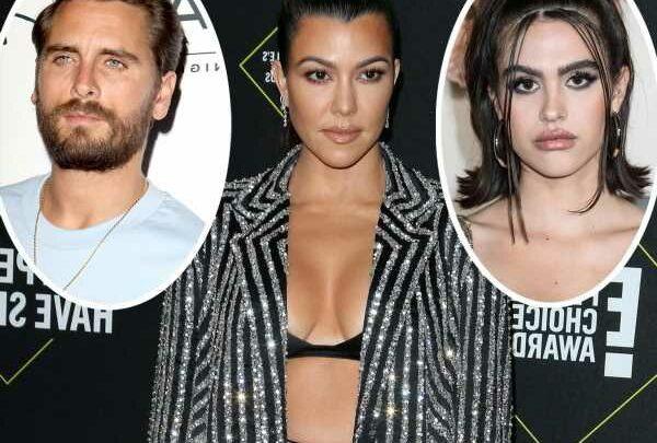Why Kourtney Kardashian Saw Scott Disick & Amelia Hamlin's Breakup Coming!