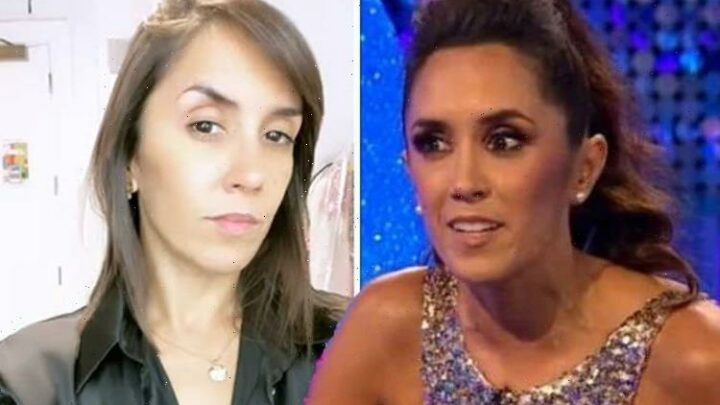 'Never get used to it' Janette Manrara shares 'sacrifice' that comes with Strictly job