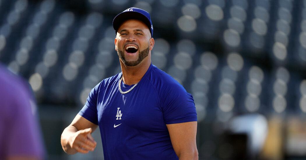 A Baseball 'Machine' Finds Happiness