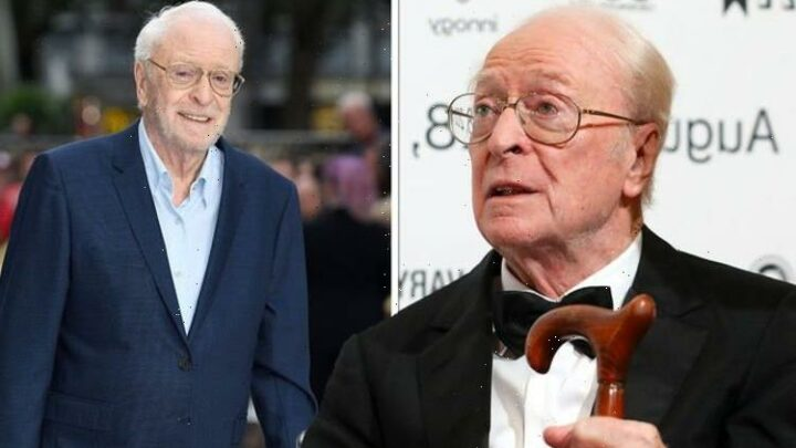 'All my friends are dying' Sir Michael Caine, 88, left concerned his 'generation is going'