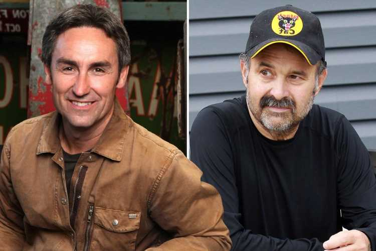 American Pickers still promoting mugs, tee-shirts and holiday ornaments with Frank Fritz' face months after he was FIRED