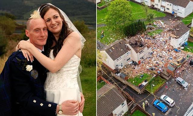 Ayr mother and son fighting for lives after gas blast levelled home