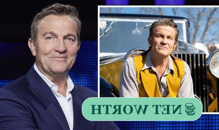 Bradley Walsh net worth: The Chase host and ex-Corrie star has made an incredible fortune