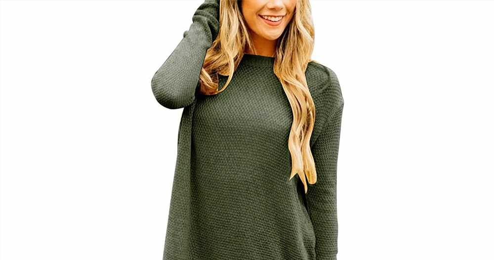 Celebrate the Start of Fall by Picking Up This Essential Knit Sweater
