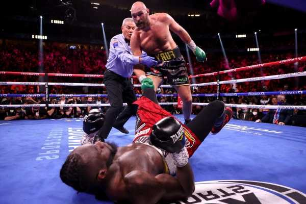 Conor McGregor highlights key reason for Tyson Fury's victory over Deontay Wilder