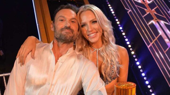 DWTS' Sharna Burgess: Dancing With Brian Austin Green Is a 'Disadvantage'