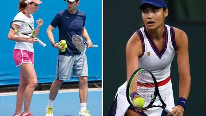 Emma Raducanu trials Jo Konta's ex-coach Esteban Carril as Brit tennis sensation looks to nail down full-time trainer