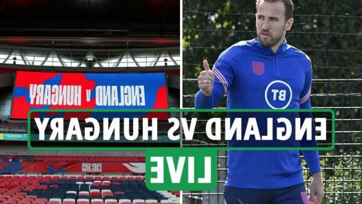 England vs Hungary LIVE: Stream FREE, score, TV channel, team news as Kane STARTS – World Cup qualifier latest updates