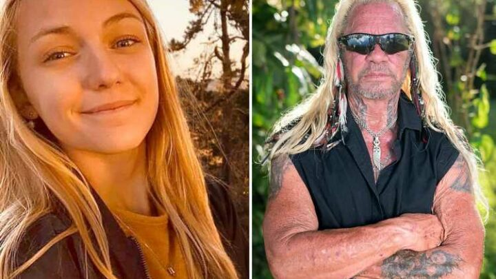 Gabby Petito was heard 'yelling' by vacationers & Brian Laundrie 'grabbed her mouth', Dog the Bounty Hunter claims