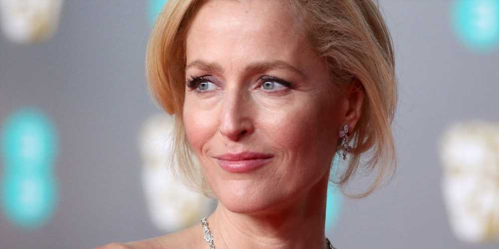 """Gillian Anderson Once Called This $41 Moisturizer """"Better Than Fancy Creams"""""""