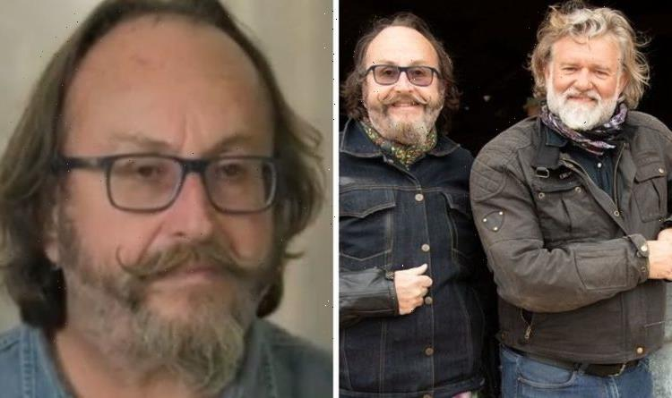 Hairy Bikers fans send support to Dave Myers after TV return amid Covid battle
