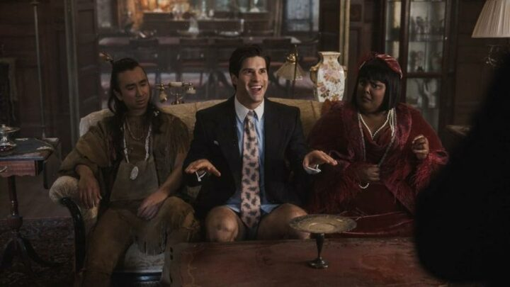 How CBS Adapted UK Comedy 'Ghosts' Using American History – But Still Kept the Pantsless Character