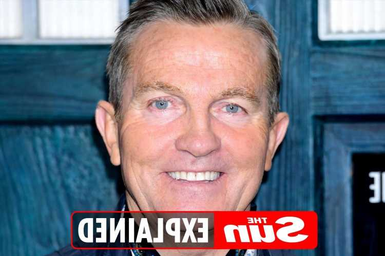 How old is Bradley Walsh and what's his net worth? – The Sun