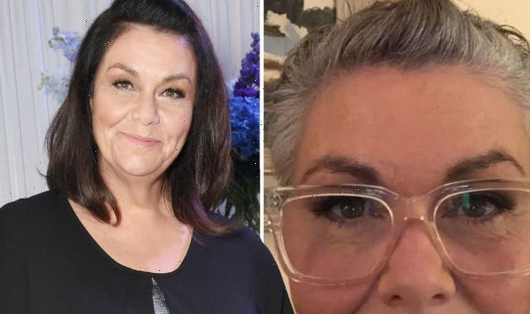 'I'm going for it!' Unrecognisable Dawn French sparks frenzy with new silver chopped hair
