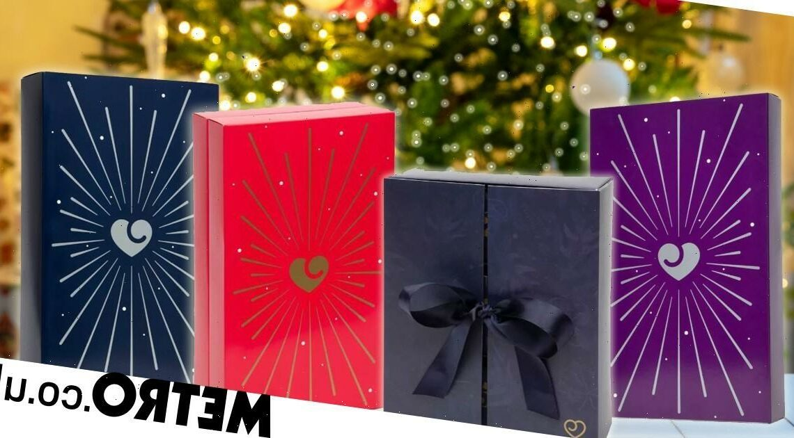 Inside Lovehoney's four sex-themed advent calendars that keep selling out