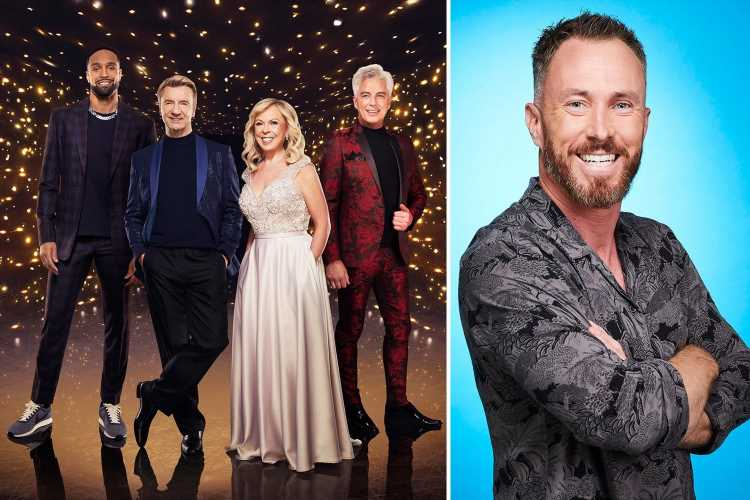 James Jordan sparks rumours he'll replace John Barrowman as Dancing on Ice judge as he 'likes' series of tweets