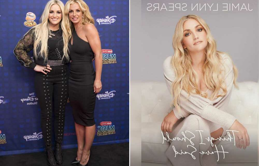 Jamie Lynn Spears changes memoir title after backlash from Britney fans