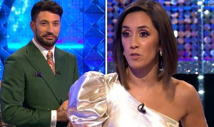 Janette Manrara questions Strictly's Giovanni Pernice's relationship status amid break-up
