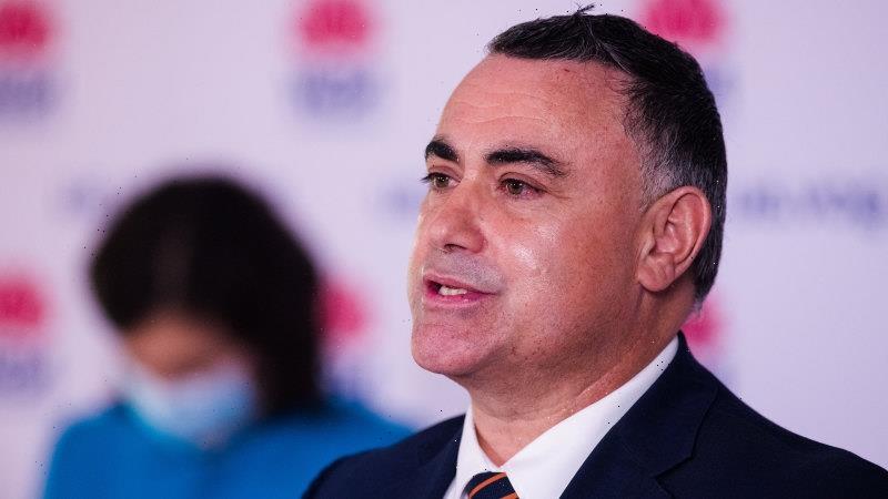 John Barilaro to resign as NSW Deputy Premier