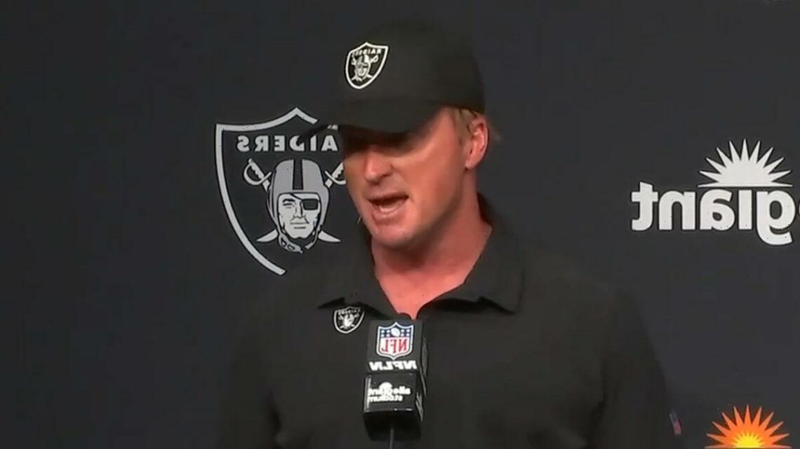 Jon Gruden Apologizes Again For 2011 Email, Insists He's 'Not A Racist'