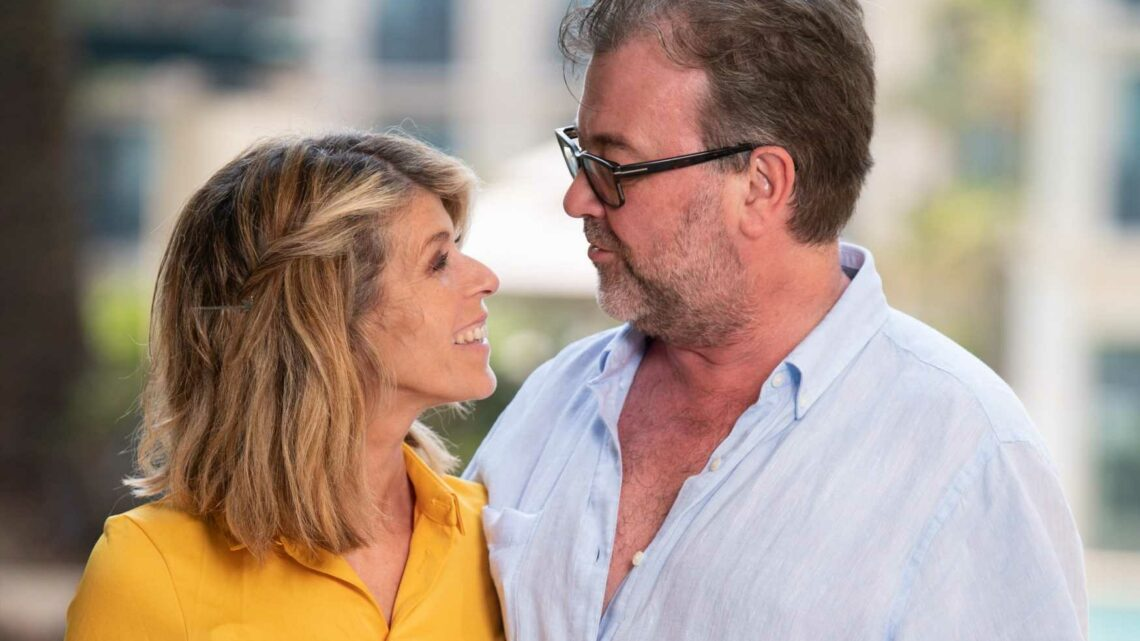 Kate Garraway's husband Derek 'still sleeping 20 hours a day' as she gives devastating update on his condition