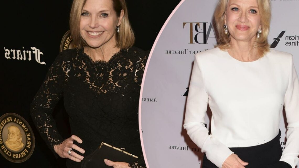 Katie Couric Reveals Dirty Truth Behind Infamous Diane Sawyer 'I Wonder Who She Had To Blow' Quote
