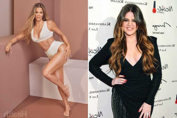 Khloe Kardashian felt 'excluded' from thinner sisters' shopping trips before losing weight because she was a size 16