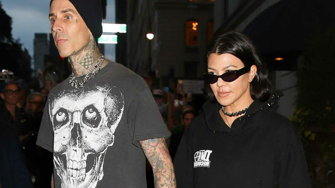 Kourtney Kardashian fans claim daughter Penelope, 9, she shares with Scott Disick is 'a mini Travis Barker' in new pic