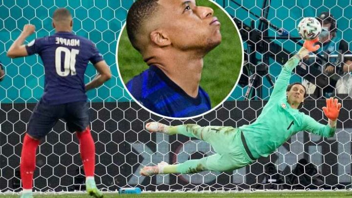 Kylian Mbappe offers to QUIT France team if they don't want him after being made to feel like he was a 'problem'