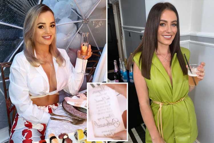 Man Utd star Harry Maguire's fiancee asks Jordan Pickford's wife to be bridesmaid at their wedding