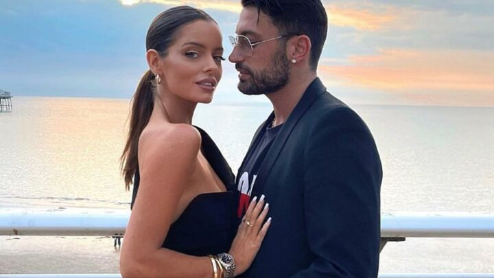 Maura Higgins sparks split rumours as she deletes all pictures of Strictly boyfriend Giovanni Pernice
