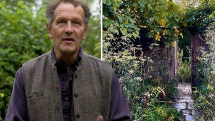 Monty Don gives fans glimpse at 'secret garden' never seen on BBC show Gardeners' World