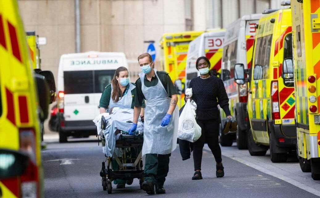 NHS leader warns 'Plan B' Covid restrictions must return or 'risk stumbling into winter virus crisis'