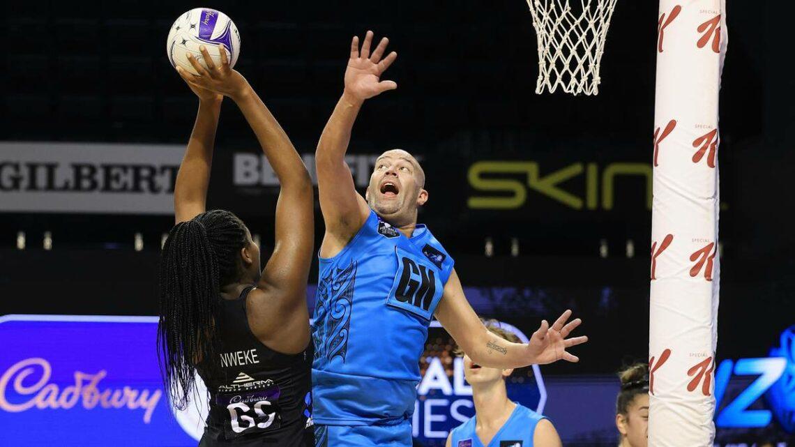 Netball: Silver Ferns get glimpse of bright future in one-goal win over Aotearoa Men