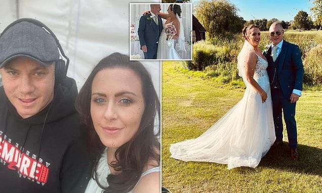 Newlyweds fuming after thieves steal £4,000 from gift box at reception