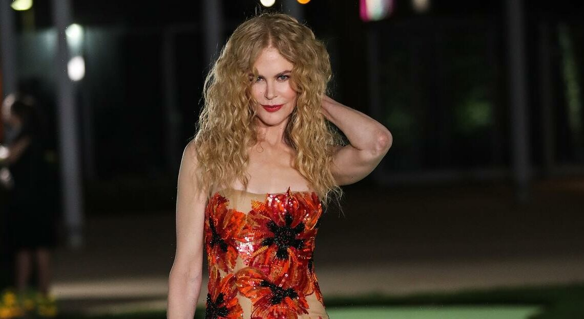 Nicole Kidman Relies on This Styling Cream for 'Curls Without Frizz'