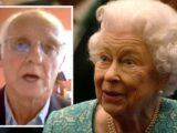 'Patronising!' Dickie Arbiter hits back at claims Queen should retire from public duties
