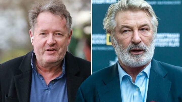 Piers Morgan sparks backlash as he shares distressing Alec Baldwin snaps after shooting
