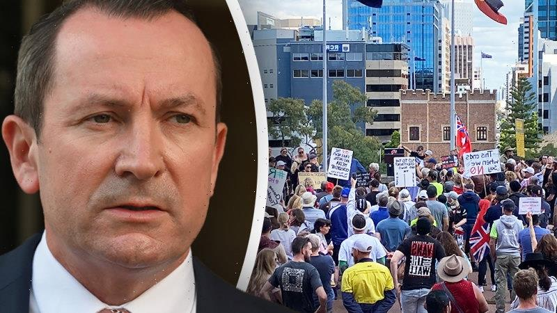 Police investigate death threats to WA Premier Mark McGowan after mobile number posted online