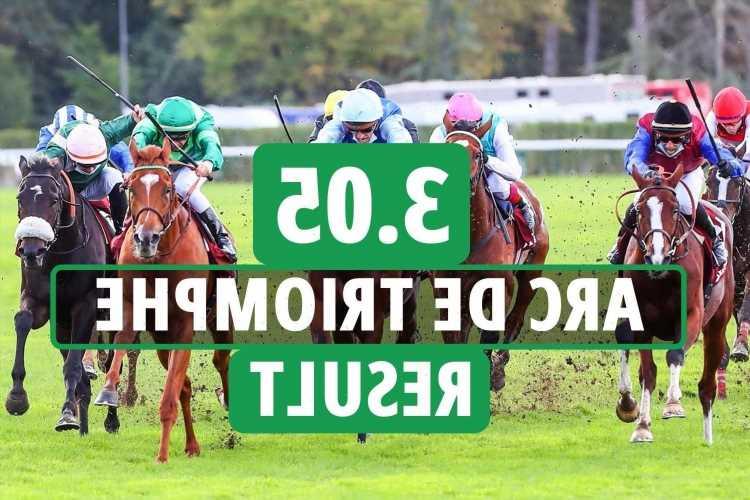 Prix de l'Arc de Triomphe 2021 result: MASSIVE shock as Torquator Tasso wins at 80-1 – plus how every horse finished