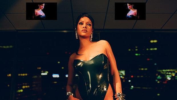 Rihanna Slays In Seriously Sexy Latex Bodysuit From Savage X Fenty Collection — Photos