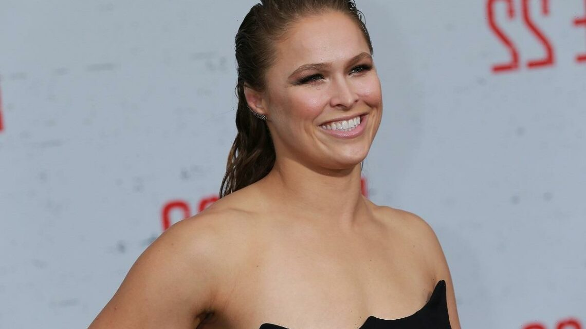 Ronda Rousey Explains How Motherhood Changed Her