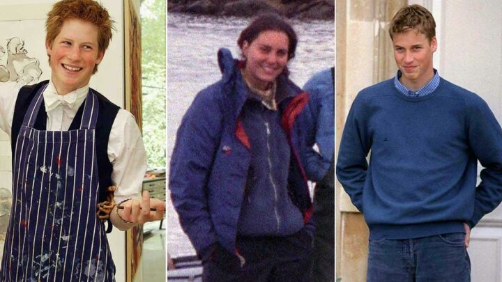 Royal teenagers! 14 best photos of princes and princesses in their younger years