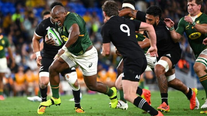 Rugby: Springboks edge out champions All Blacks in Gold Coast thrilling finale to regain top ranking