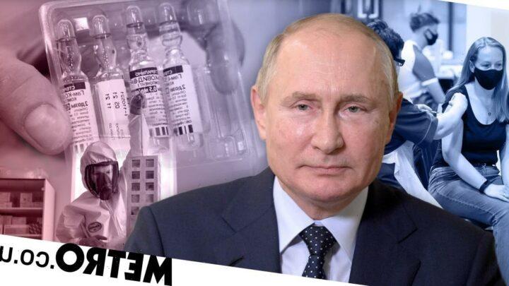 Russian spy 'stole blueprint for AstraZeneca vaccine to make Sputnik jab'